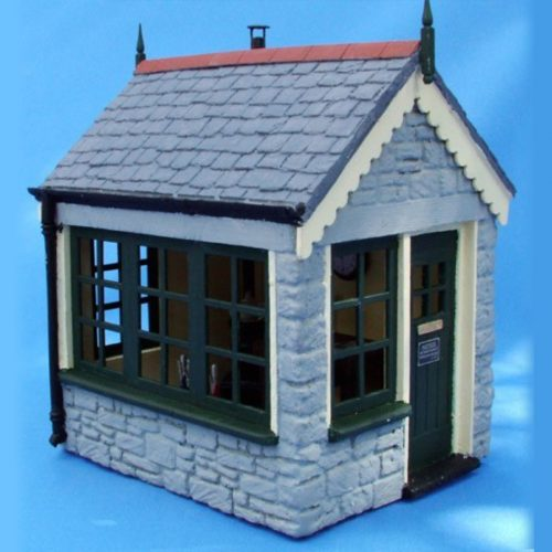 Kit Product, pvw041-ld041-garage-in-the-village, Pendle Valley Workshop, UK