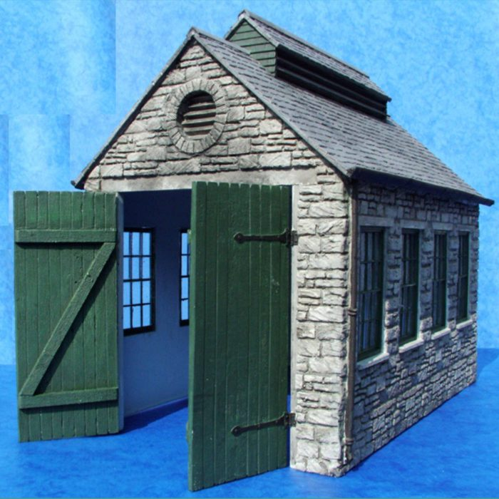 kit product, pvw028-engine-shed