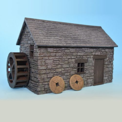 Water Mill Kit product, PVW049, Pendle Valley Workshop, UK