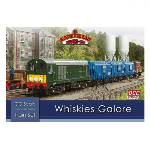 Whiskies Galore Train Set (R30-047)
