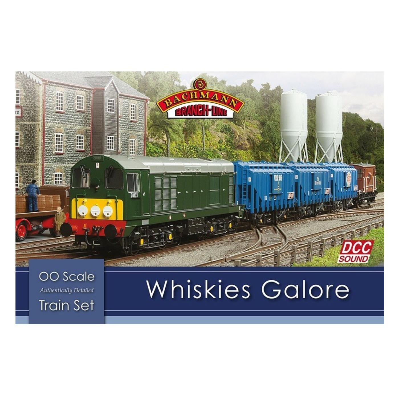 Whiskies Galore Train Set (R30-047)